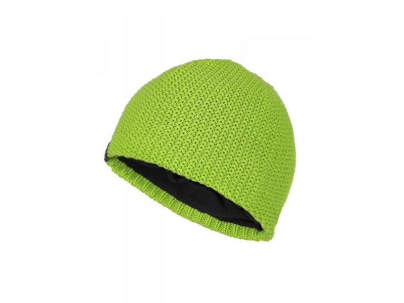 čepice dětská LOAP ZAFO zimní zelená d291da8ac1