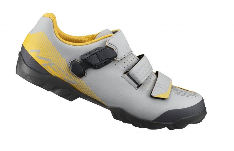 boty Shimano ME3 šedo-žluté c875a74582