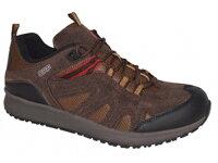 ffd386a14a2 boty pánské LOAP MERIO outdoorové hnědé