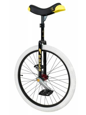 Profi 24″ BB Q-Axle black