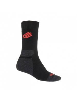 ponožky SENSOR EXPEDITION MERINO černé b9cea1d40b