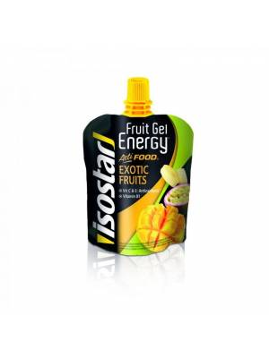 gel ISOSTAR FRUIT ENERGY ACTIFOOD exotické ovoce 90g